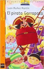 Portada del libro El pirata garrapata