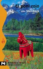 Portada del libro El poni rojo