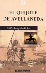 Portada del libro El Quijote de Avellaneda