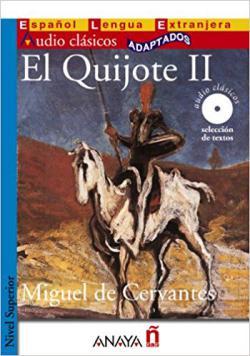Portada del libro El Quijote II