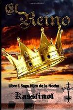 Portada del libro El reino ( Hijos de la noche 1)