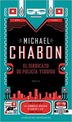 Portada del libro El sindicato de policía Yiddish