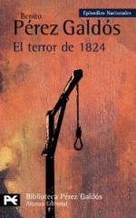 Portada del libro El terror de 1824