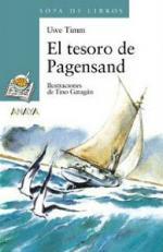 Portada del libro El tesoro de Pagensand