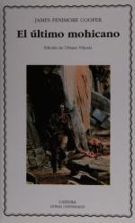 Portada del libro El último mohicano