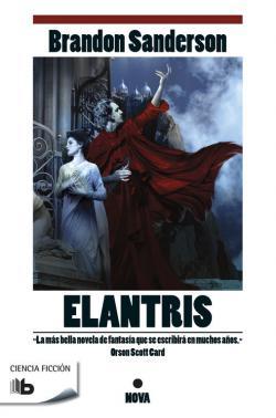 Portada del libro Elantris