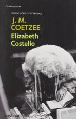 Portada del libro Elizabeth Costello