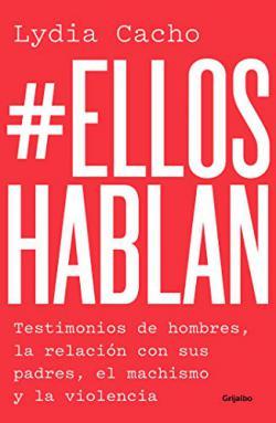 Portada del libro #elloshablan