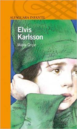 Portada del libro Elvis Karlsson