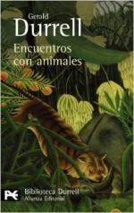 Portada del libro Encuentros con animales
