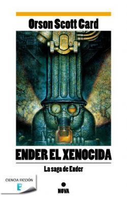 Portada del libro Ender el xenocida. Ender 3