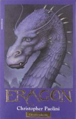 Portada del libro Eragon