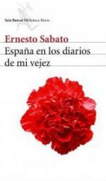 Portada del libro España en los diarios de mi vejez