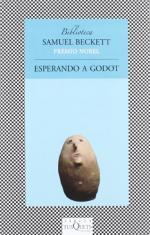 Portada del libro Esperando a Godot