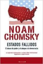 Portada del libro Estados fallidos: El abuso de poder y el ataque a la democracia