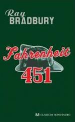 Portada del libro Fahrenheit 451