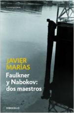 Portada del libro Faulkner y Nabokov: dos maestros