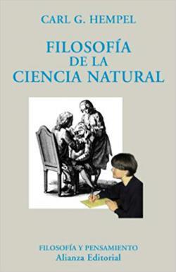 Portada del libro Filosofía de la ciencia natural