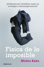 Portada del libro Física de lo imposible