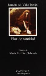 Portada del libro Flor de santidad