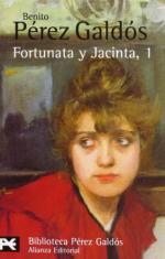 Portada del libro Fortunata y Jacinta, 1