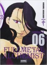 Portada del libro Fullmetal Alchemist kanzenban 6