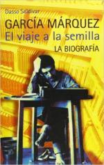 Portada del libro Garcia Marquez. El viaje a la semilla (La biografía)