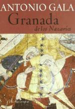 Portada del libro Granada de los nazaries