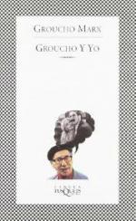Portada del libro Groucho y yo