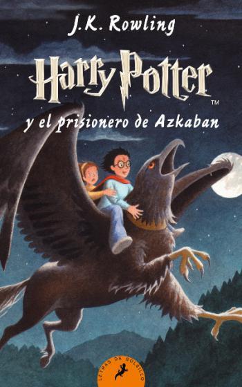 Portada del libro Harry Potter y el prisionero de Azkaban (Libro 3)