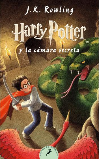 Harry Potter y la Cámara Secreta (Libro 2)