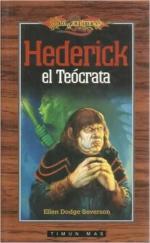 Portada del libro Hederick el teócrata