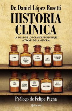 Portada del libro Historia clínica