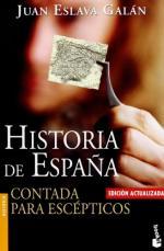 Portada del libro Historia de España contada para escépticos
