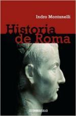 Portada del libro Historia de Roma
