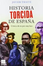Portada del libro Historia torcida de España