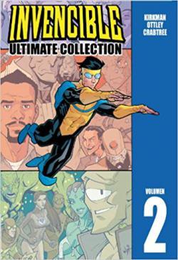 Portada del libro Invencible ultimate collection vol. 2