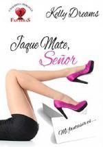 Portada del libro Jaque mate, señor. Club Erotic Memories 2