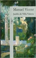Portada del libro Jardín de Villa Valeria