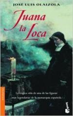 Portada del libro Juana la Loca