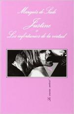 Justine o los infortunios de la virtud