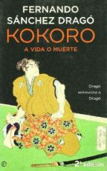 Portada del libro Kokoro. A vida o muerte