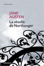 Portada del libro La abadía de Northanger