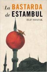 Portada del libro La bastarda de Estambul