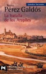 Portada del libro La batalla de los Arapiles
