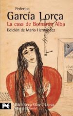 Portada del libro La casa de Bernarda Alba