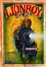 Portada del libro La caza. Lionboy 2