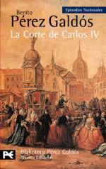 Portada del libro La Corte de Carlos IV: Episodios Nacionales, 2