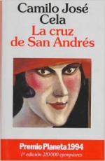 Portada del libro La cruz de San Andrés