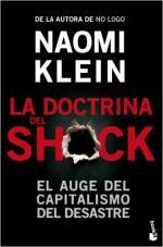 Portada del libro La doctrina del shock